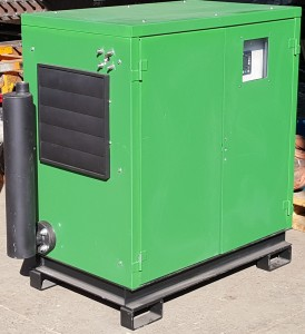 Diesel, 2 to 8kWe CHP systems